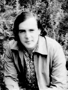 Илья Рипс – студент, Рига, конец 60-х гг.