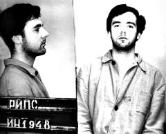 Илья Рипс больше года провёл в СИЗО и психушках. Рига, 1969 г.